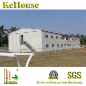 クウェートの居間のための鋼鉄構造スチールの製造の現代携帯用建物