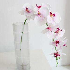 Phalaenopsis искусственные цветы для украшения для дома и офиса