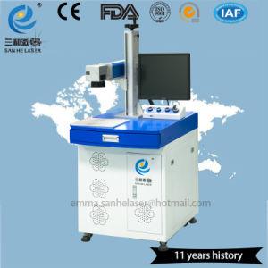 Китай производитель 50W волокна станок для лазерной гравировки