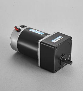 Barrera de torniquete Motor eléctrico de 120W 3000 Rpm 12V 24V para motor dc de Control de acceso