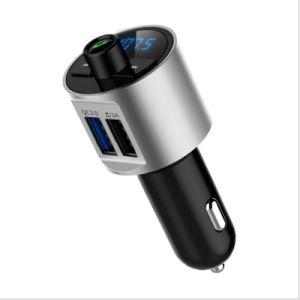 Kit universale dell'automobile di Bluetooth del trasmettitore di Bluetooth FM dell'automobile dell'automobile con il caricatore dell'automobile di Bluetooth Handsfree