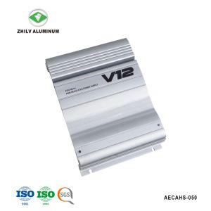 Aluminio Industrial/Perfil de extrusión de aluminio para el alquiler de equipos de audio el radiador