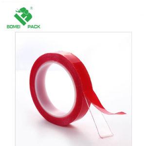 4965の品質電子のためのアクリルの付着力の赤いペット倍の側面テープ