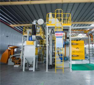 تنظيف آلة صاحب مصنع & مموّن حارّة عمليّة بيع [هووك شوت] [بلست مشن] لأنّ معدن قطعة شغل [بر] يعالج مع [سبري غن]