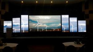 Bonne qualité P6mm Affichage LED intérieure pour la publicité