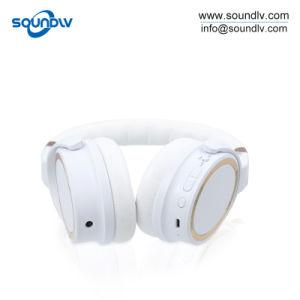 중국 입체 음향 이어폰 Bluetooth 무선 도매 침묵하는 디스코 Anc 헤드폰
