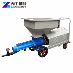 De bonne qualité de la pompe à injection de coulis de ciment pour le secteur minier et de construction de ponts