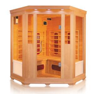 2019 Sauna Infrarouge Hot Sale Sauna pour 3 ou 4 personnes