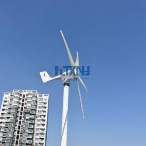 Nieuw! 500W 24V de Ventilators van de Wind van de Turbine van de Wind voor het Zonne Hybride Systeem van de Wind
