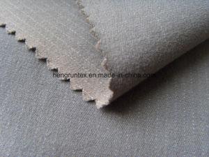 Tessuto del rivestimento spazzolato cotone del poliestere