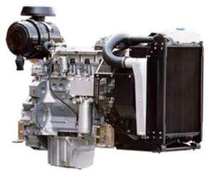 물에 의하여 Deutz 냉각되는 디젤 엔진 (BF4M1013)