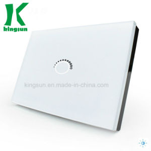 Maison Intelligente nous mur Standard Light Touch atténuateur (KSS-D11801-01US)