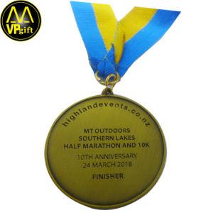2018 메달이 금속 3D 은 마라톤에 의하여