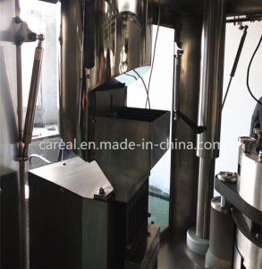 Volledig Automatische Harde het Vullen van de Capsule van de Gelatine Machine