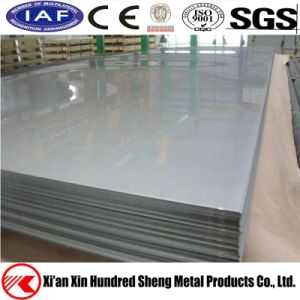 6mm厚いEn1.4462 En1.4501 F55の極度のデュプレックスステンレス鋼シート