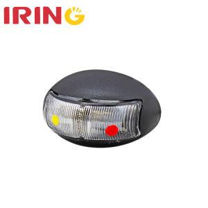 10-30V Lamp van het Signaal van de amber LEIDENE de ZijDraai van de Teller Lichte voor de Aanhangwagen van de Vrachtwagen met Adr