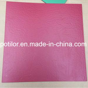 Vinil PVC Azulejos do piso leigos solto / Livre piso de Leigos (18x18/36x36)