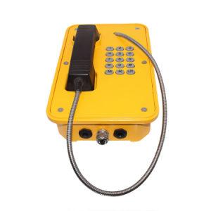 Высокое качество чрезвычайной водонепроницаемый промышленных телефон VoIP