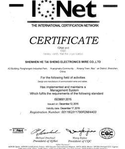 Cavo in lega di zinco Premium 2.0V 3840*2160p di HDMI
