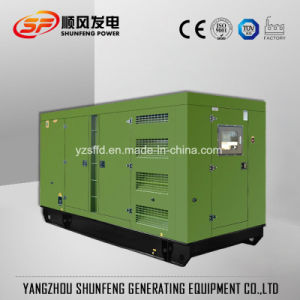 Brushless Alternator를 가진 530kw Silent Mtu Electric Power Diesel Generator