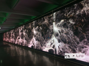 [ب1.667/ب1.923] داخليّة صغيرة عنصر صورة درجة تأجيريّ [لد] فيديو جدار