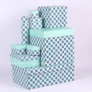 도매 OEM 둥근 마분지 포장 서류상 선물 상자 서류상 포장 상자