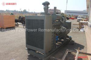 Venta de fábrica 200kVA 300kVA grupo electrógeno diesel silenciosa