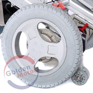 Potência de dobragem de cadeiras de rodas eléctricas portáteis com cadeiras de marcação