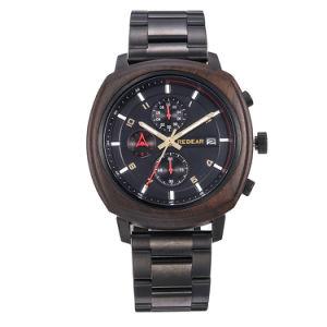 Цена акции дерева смотреть многофункциональный деревянные часы для мужчин