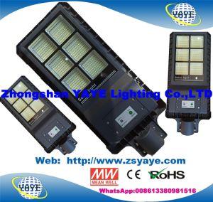 Yaye 18 Hot vender 300W 200W 100W à prova de Rua LED solares IP66 Luz com Sensor de movimento & + + Distribuição Rador Control