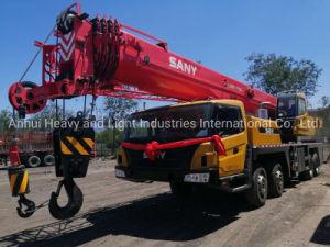 Stc Sanyi500e5 50 ton camion-grue Grue mobile avec des prix de promotion en usine