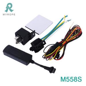 Fácil de instalar pequeños moto Alquiler de vehículo con plataforma de seguimiento GPS Tracker