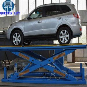 Bewegliches Auto-Aufzug-Gerät/regelte hydraulisches Scissor Auto-Aufzug