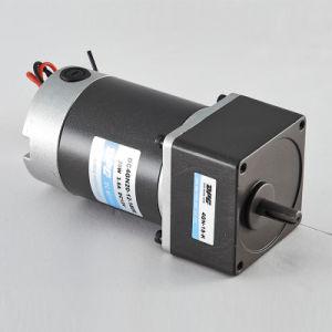 El fabricante del motor eléctrico de 25W 80mm 24V 12V cepillado ligero motor DC