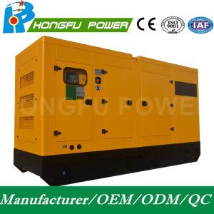 275kw 345kVA Groupe électrogène diesel Cummins électrique en mode veille avec Stamford alternateur