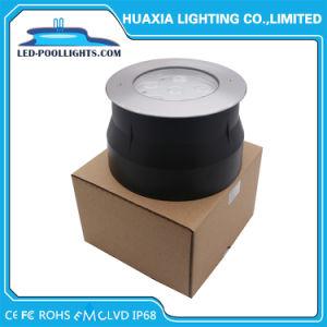 18W de luz de la piscina empotrada IP67 y IP68 de Metro de LED de iluminación (HX-HUG165-18W)