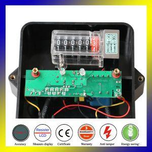 Tester di energia elettrica per il fornitore 240V 10/100A di Wenzhou di monofase