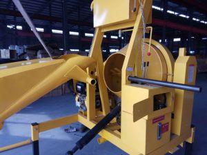 Diesel van tdcm500-Dht van de fabriek Concrete Mixer met Hydraulische Vultrechter