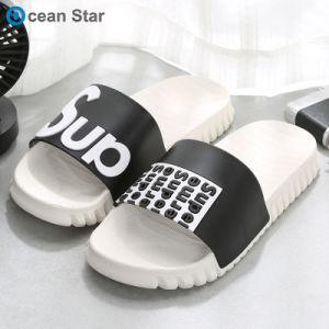 Летние тенденции открытый мужчин тапочки пары для использования внутри помещений Anti-Skid мужские сандалии слайдов
