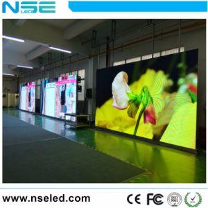 Bestes Innenstadium des Preis-P3mm Miet-LED-Bildschirmanzeige mit Einheitswinkel