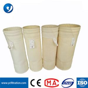 Pano de filtro Non-Woven feita saco de filtro de coletor de pó de carbono