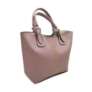 ショッピング卸売の女性のためにAimali Bag容易なヨーロッパ式の女性のトートバック大きい容量PUのハンドバッグ