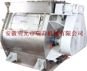 Polvere asciutta della doppia pala dell'asta cilindrica & impastatrice del mortaio