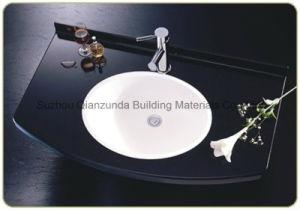 ホテルの固体表面の洗面器の良質