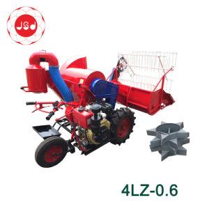 4lz-0.6最もよい品質のHotsellingの米のムギの大豆の小型コンバイン収穫機機械