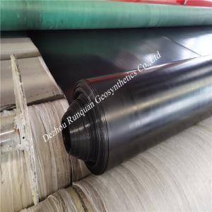 Salida de fábrica de 2,2 mm 100%Virgen de la Filtración de ferrocarril de geomembrana HDPE