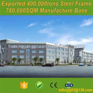 Garantía de calidad de exportación de la construcción estructural