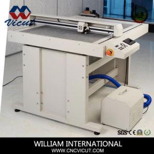 Volledig Automatische Flatbed Vouwende Scherpe Machines (vct-MFC4060)