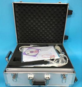Цветного доплеровского ультразвукового аппарата портативный свободного 3D-доплеровского эхо машины