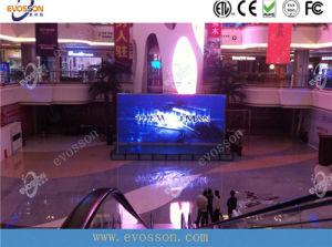 P7.62 Alto nível de cinza HD Display LED em cores para interior